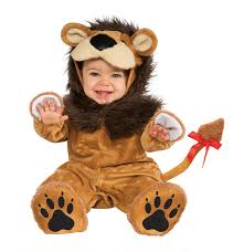12 Month Halloween Costumes Boy Lion Costume