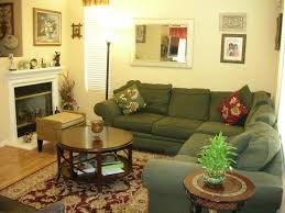Green Table L Living Room Exciting Small Living Rooms Decorating Ideas With L