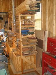 woodshop lumber storage ideas plans diy free download mobile