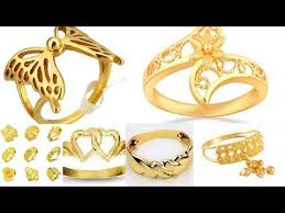rings gold images Beautiful stylish gold rings for women gold finger ring designs jpg