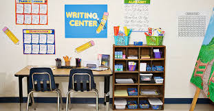 center ideas inspire authors with a classroom writing center the dollar