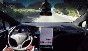 tesla windshield here u0027s how tesla u0027s new self driving system will work business