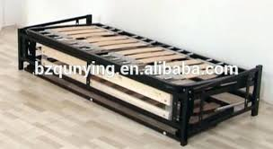 Wooden Folding Bed Wooden Folding Bed And Creative Beds 2 Wood Slat Frame