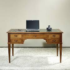 bureau louis philippe merisier meuble style directoire bureau ministre 5 tiroirs en merisier