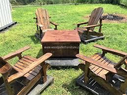 pallet furniture plans wood pallet furniture