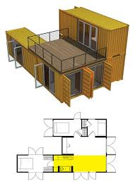 wohncontainer design best 25 container house plans ideas on cargo