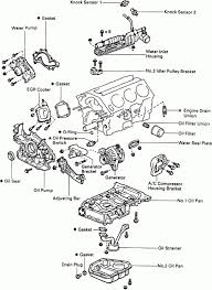 toyota engine parts diagram 2 5 parts samsung refrigerator ice
