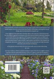 the finest gardens in wales amazon co uk tony russell