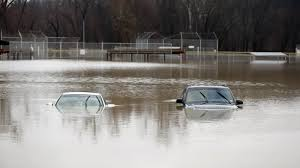 Flooding Missouri Map Towns Along The Mississippi River Evacuate As Floodwaters Swell