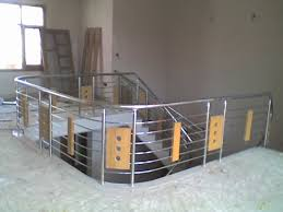 stainless steel stair railing by xxxxx india india