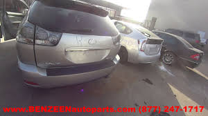 lexus rx 400h p s parting out 2007 lexus rx 400 stock 7030gy tls auto recycling