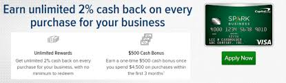 spark business credit card spark business credit card application