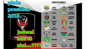 Jadwal Piala Presiden 2018 Setelah Liga 2 Ternyata Inilah Jadwal Piala Presiden 2018