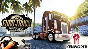 dealer kenworth kenworth k100 american trucking euro truck simulator 2 new tsm