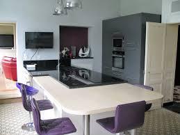 ilot centrale de cuisine cuisine avec îlot central à èvres 14250 cuisine home concept