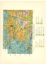 Wisconsin Map With Counties by Wisconsin Geological U0026 Natural History Survey Soil Map Of