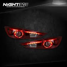 mazda 3 tail lights nighteye vw jetta mk6 tail lights north america design jetta led tail