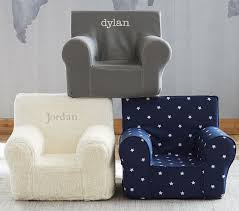 Pottery Barn Critter Chair Navy Star Glow In The Dark Anywhere Chair Pottery Barn Kids