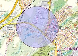 Google Maps Radius Klingenstadt Solingen Möglicher Bombenfund In Gräfrath