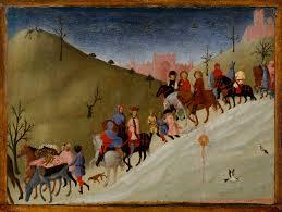 Late Medieval Europe Map by Pilgrimage In Medieval Europe Essay Heilbrunn Timeline Of Art