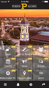 alumni directory software purdue alumni association on the app store