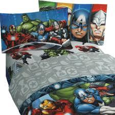 Avengers Duvet Cover Single Amazon Com Marvel Avengers Assemble Twin Sheet Set Bedding Home