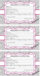 Advice To Bride And Groom Cards Hey I Found This Really Awesome Etsy Listing At Https Www Etsy
