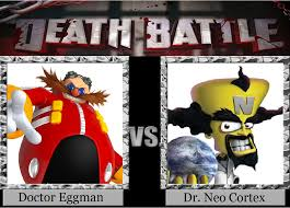 Eggman Meme - death battle eggman vs cortex by metroxlr on deviantart