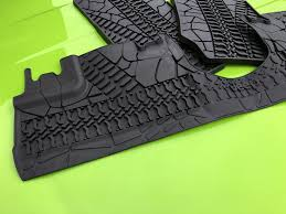 matte grey jeep wrangler 2 door jk tyre pattern floor mat matt set front jk jk8 2 door