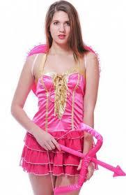 ladies pink pirate treasure womens fancy dress costume