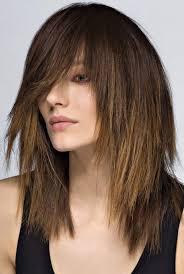 coupe de cheveux effil femme effilee