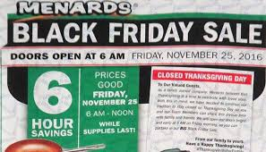 leaked home depot black friday leaked 2016 ad menards black friday deals 2016 u2013 full ad scan the gazette review