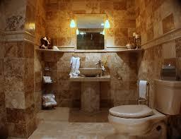 travertine bathroom ideas small bathrooms mediterranean style with travertine tile