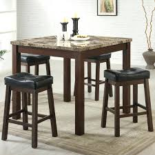 Patio Bar Table Set Dining Table Stools Set U2013 Zagons Co