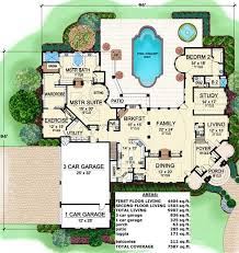 large luxury house plans stately luxury house plan 36132tx architectural designs house
