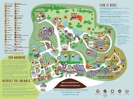 chicago zoo map 28 best zoo maps images on the zoo zoo map and zoos