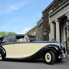 roll royce car 1950 classic wedding car dublin leinster cassidy chauffeurs