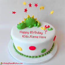 dinosaur birthday cake design name birthday cake for kids photo