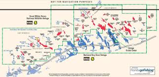 Florida Lighthouses Map by The Keys Parks And Preserves Florida Go Fishing