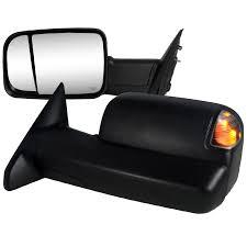 dodge ram 2500 tow mirrors dodge ram 2500 3500 power heated towing mirrors