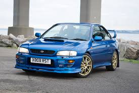 impreza subaru this rare subaru impreza p1 is every fan u0027s daydream