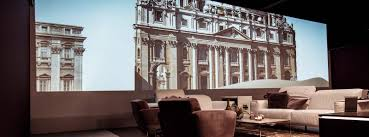 3d projection fair musterring panoramic projection tnl