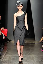 Molly Luetkemeyer by Spry On The Wall My Five Donna Karan Fall 2012