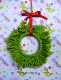 christmas wreath would work using the ring from the milk jug also