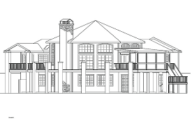 rear view house plans panoramic house plans medium size of plan with rear view