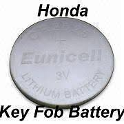 honda accord fob battery remote key fob battery cr2025 fits accord cr v civic element