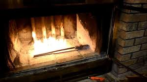 Fireplace Pipe For Wood Burn by How To Fix A Blocked Gas Fireplace Youtube