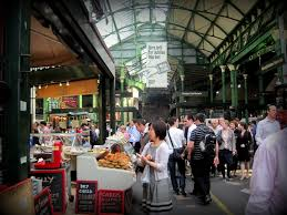 borough market inside wrapping things up in london brief hiatus