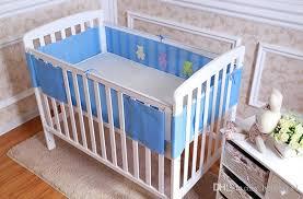 baby breathable mesh crib bumper baby bedding crib liner baby