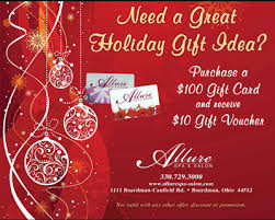 gift card specials gift cards spa salon